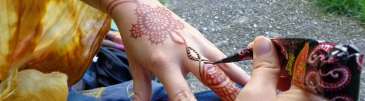 tetovanie hennou