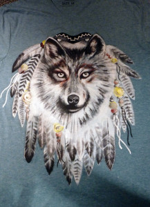 malba na tričko