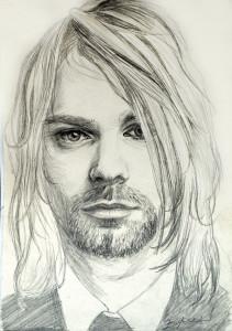 portrét - ceruzka