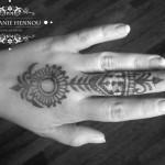 henna hena ruka prst prsty