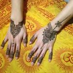 henna ruky